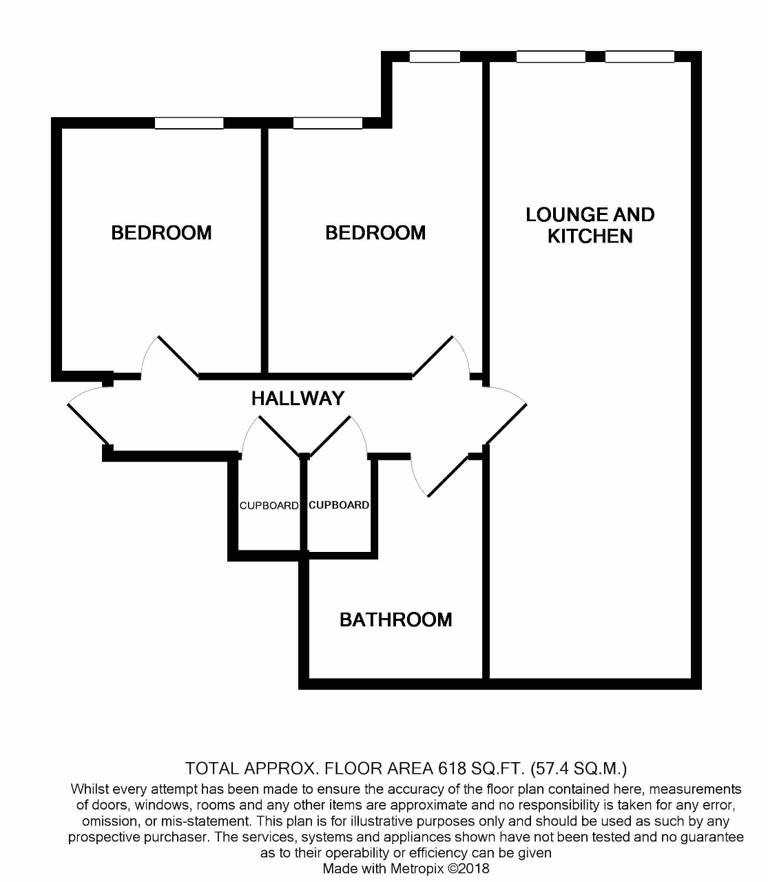 Floorplan of Hungate House, 896 Hessle Road, Hull, HU4 6SA