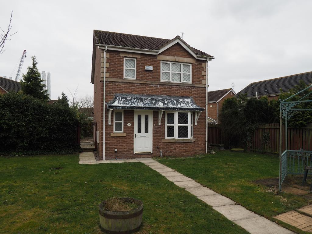 Raleigh Drive, Victoria Dock, Hull, East Yorkshire, HU9 1UN